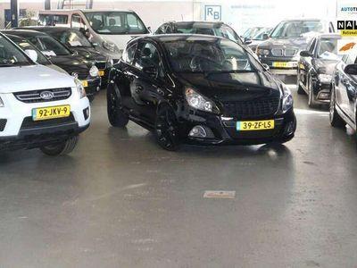 tweedehands Opel Corsa 1.6-16V T OPC / 192 PK / BLACK EDITION / UNIEKE AU