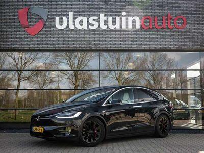tweedehands Tesla Model X 100D Autopilot 2.5 EX BTW 4% bijtelling