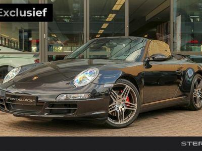 tweedehands Porsche 911 Carrera 4S Cabriolet Handgeschakeld   Ori NL   Xenon   Leder   Navi