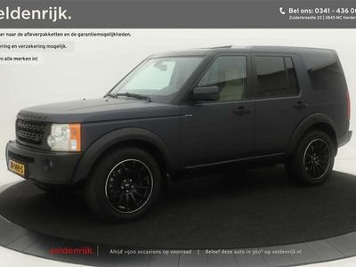 tweedehands Land Rover Discovery 4.4 V8 Aut. SE 7-Persoons | Navigatie | Panoramada