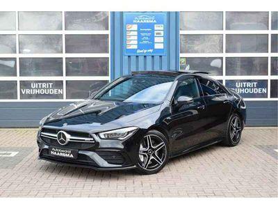 tweedehands Mercedes CLA35 AMG AMG 4MATIC Premium Plus