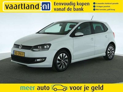 tweedehands VW Polo 1.0 TSI Executive Plus DSG Aut. 5-drs [ navi airco