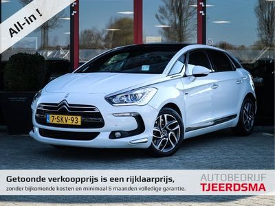 tweedehands Citroën DS5 2.0 Hybrid4 Business Executive Navi/Clima/Cruise/Stoelmassage/Camera/Panodak/PDC/4x4