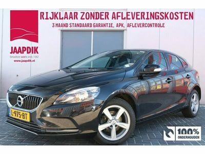 tweedehands Volvo V40 BWJ 2018 2.0 D2 120 PK NAVI / AIRCO / CLIMA / CRUISE / LMV / PDC / PRIVACY.GLASS / LED / ARMSTEUN / ISOFIX