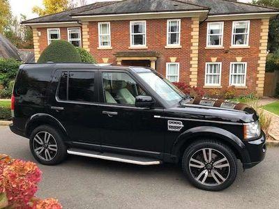 tweedehands Land Rover Discovery TDV6 HSE - luxe versie met TV en 7 zitplaatsen