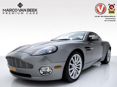 tweedehands Aston Martin Vanquish V12 5.9 Nw. Prijs FL. 715.000 In Top Conditie Tech
