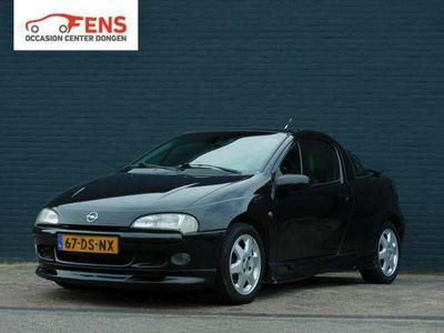 tweedehands Opel Tigra 1.4i-16V EERSTE EIGENAAR! SPORT PAKKET! LM VELGEN!