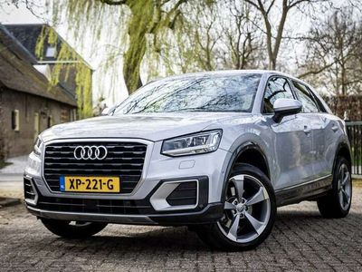 tweedehands Audi Q2 1.4 TFSI CoD Design Leder Adaptive Cruise