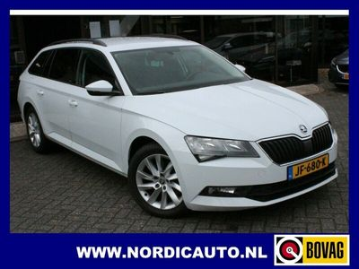 tweedehands Skoda Superb COMBI 1.6 TDI ACTIVE BUSINESS / AUTOMAAT / 68099KM!