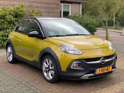 tweedehands Opel Adam 1.0 Turbo Rocks
