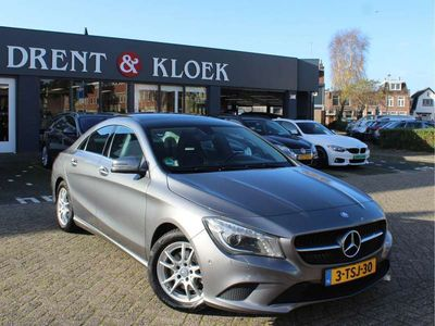 tweedehands Mercedes CLA200 CDI Prestige AUTOMAAT ORG NL / PANORAMADAK / XENON