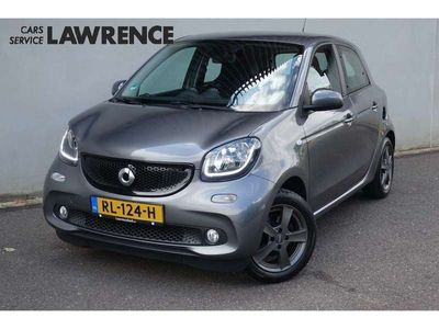 tweedehands Smart ForFour 1.0 Turbo Passion   Automaat   Cruise & Climate co