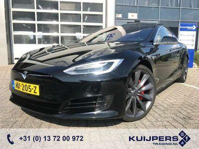 tweedehands Tesla Model S 60 Base / 4% Bijtelling / Excl. BTW / 21'' / Black
