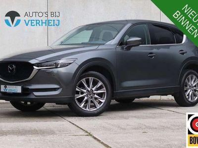 "tweedehands Mazda CX-5 2.0 SkyActiv-G 165 Luxury / AUTOMAAT / LEDER / 19"""