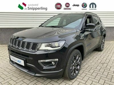 "tweedehands Jeep Compass 4xe 240pk Plug-In Hybrid ""S""CAM*19LMV*Leder*Apple*"