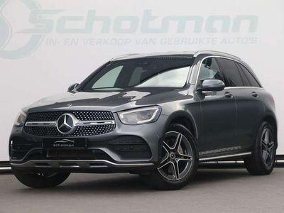 tweedehands Mercedes GLC220 220d 4MATIC AMG NW model Widescreen Standkachel Tr