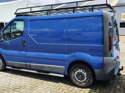 tweedehands Opel Vivaro 1.9 DTI L1 H1 3-persoons BTW-vrij