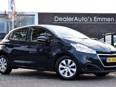 tweedehands Peugeot 208 1.2 5-DRS AIRCO CRUISE CONTROLE CD CV+AB EL RAMEN