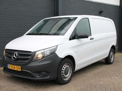 tweedehands Mercedes Vito 109 CDI - Airco - Cruise - € 12.900,- Ex.