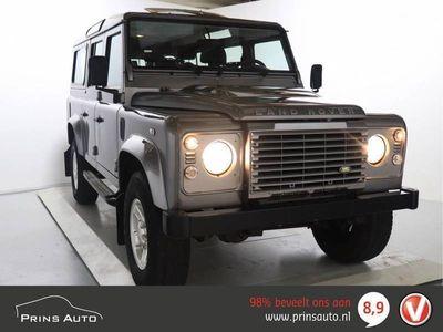tweedehands Land Rover Defender 2.4 TD 110 SW SE | 7P | SUNROOF | AIRCO