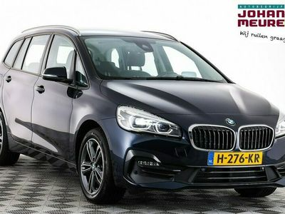 tweedehands BMW 218 218 i 7persoons Executive Edition Automaat 1e Eigen