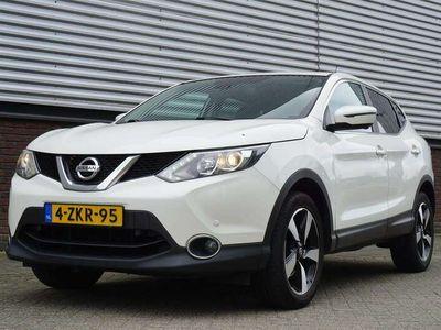 tweedehands Nissan Qashqai 1.5 dCi Connect Metallic wit.Goed onderhouden!