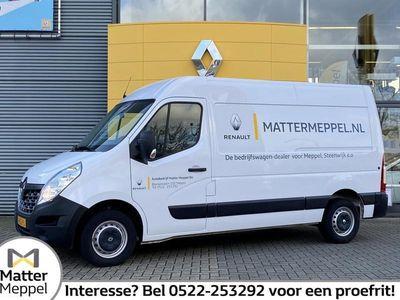 tweedehands Renault Master T35 2.3 dCi 130 L2H2 / Navigatie / Cruise/ Parkeercamera / Laadruimtepakket!