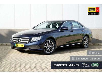 tweedehands Mercedes E350 E 350Lease Edition | Excl. BTW | Avantgarde