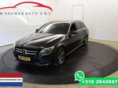 tweedehands Mercedes C350 Estate 350e Camera Leer Stoelverw Adap-Cruise