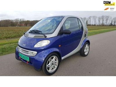tweedehands Smart ForTwo Coupé - & passion Lmv. Pano Airco Automaat Nw. APK !