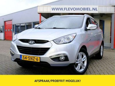 tweedehands Hyundai ix35 1.6i GDI 135pk Business Edition Navi|Clima|Half le