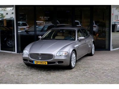tweedehands Maserati Quattroporte 4.2 Duo SΈlectric Dealer ond./Youngtimer/Nw
