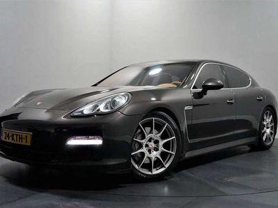 tweedehands Porsche Panamera 4.8 S | Schuifdak | Burmeister | Adaptive cruise |
