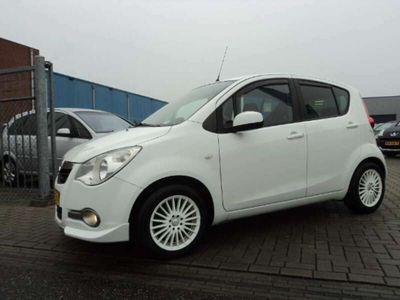 tweedehands Opel Agila 1.0 12V 48KW LPG WHITE EDITION