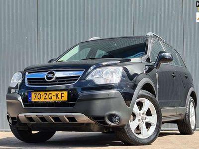 tweedehands Opel Antara 2.4i 16V Enjoy Lerenbekleding Trekhaak 100% Dealer