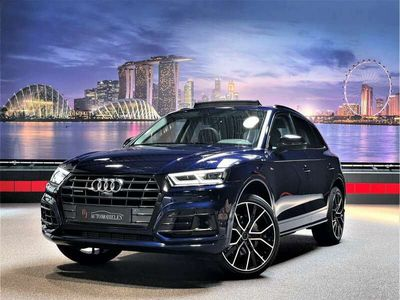 tweedehands Audi Q5 2.0 TFSI quattro ParkAssist|360c|ACC