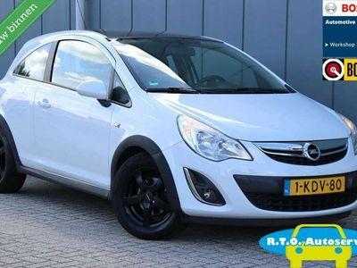 tweedehands Opel Corsa 1.2 EcoFlex Color Edition LPG-G3