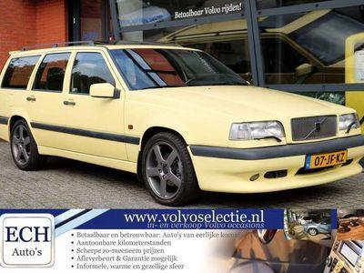 tweedehands Volvo 850 T5-R Automaat, Schuifdak, Cream Yellow