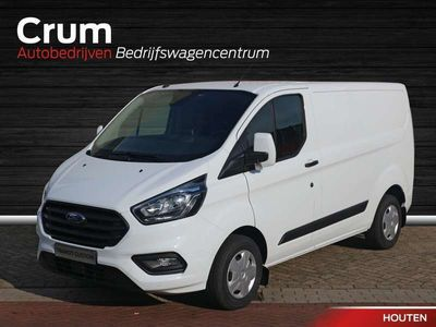 tweedehands Ford Custom TRANSIT280 2.0 TDCI L1H1 Trend 130 pk Navigatie/LED