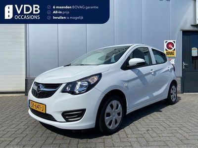 tweedehands Opel Karl 1.0 ecoFLEX Edition Rijklaar-prijs/Airco/Bleutooth