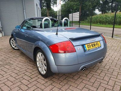 tweedehands Audi TT Roadster 1.8 5V Turbo quattro 225PK|2005|NLauto|89.039KM|XENON|LEDER|