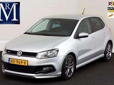 tweedehands VW Polo 1.2 TSI R-Line | NETTO THUISVOORDEEL €2.078 | GRATIS THUISBEZORGD |