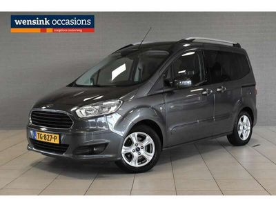 tweedehands Ford Tourneo Courier 1.0 Titanium | Trekhaak | Cruise Control | Airco |