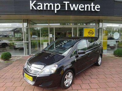 tweedehands Opel Zafira 1.6 115pk Navi & 7 zitplaatsen