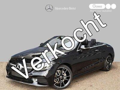 tweedehands Mercedes C200 Cabriolet Premium Plus AMG | Multibeam LED | Burme