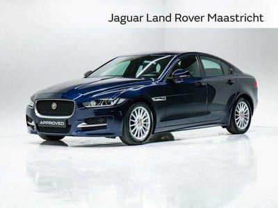 tweedehands Jaguar XE 2.0d E-Performance R-Sport 163 pk - Winter Pack -