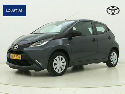 tweedehands Toyota Aygo 1.0 VVT-i x-now | Airco | LED dagrijverlichting | Elektrische ramen voor | MP3 aansluiting |