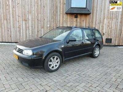tweedehands VW Golf Variant 1.9 TDI Ocean Cruise Trekhaak Airco