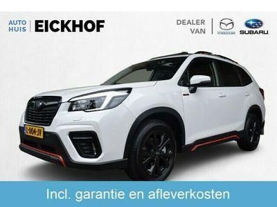 tweedehands Subaru Forester 2.0i e-BOXER SPORT - Uniek in NL -