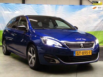 tweedehands Peugeot 308 2.0 BlueHDi Blue Lease GT-line Έlectric STOEL LED AUTOPARKEER FU